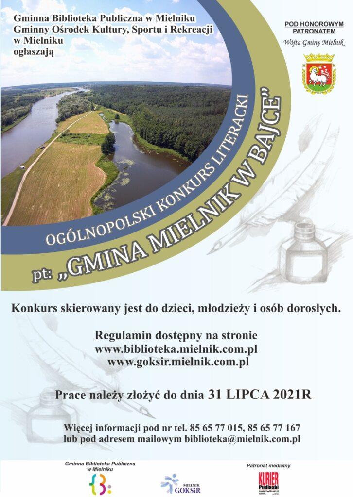 plakat bajka o gminie