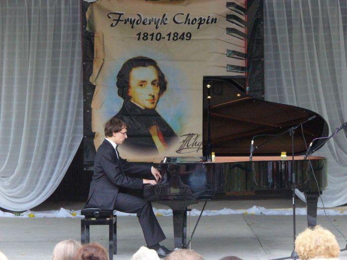Chopin nad bugiem